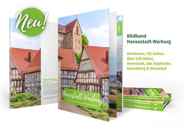"""Bildband """"Hansestadt Warburg"""""""