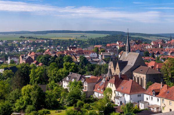 Neustadt-Panorama