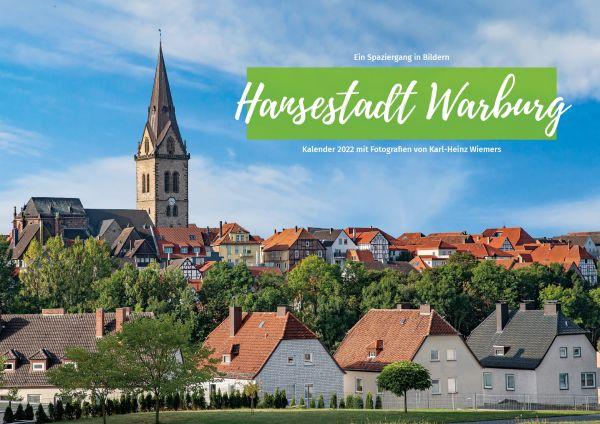 "Fotokalender ""Hansestadt Warburg 2022"""