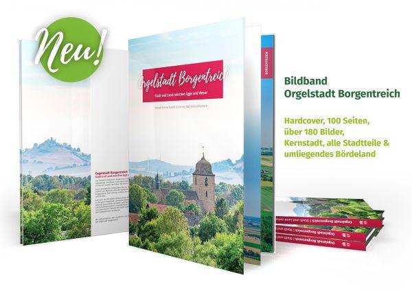 """Bildband """"Orgelstadt Borgentreich"""""""