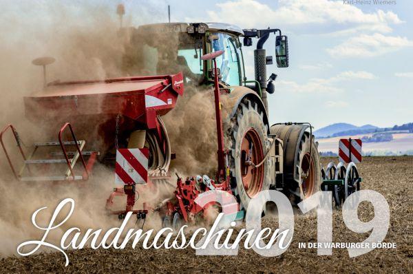 """Fotokalender """"Landmaschinen in der Warburger Börde"""""""
