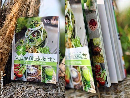 "Buch ""Vegane Glücksküche"""
